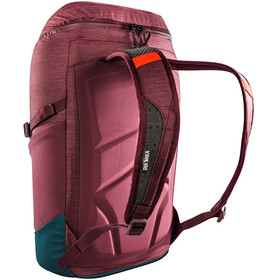 Tatonka City Pack 22 Rucksack bordeaux red